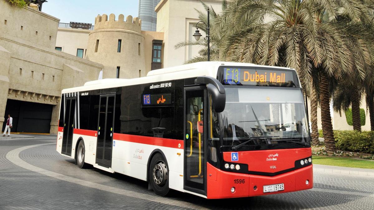 Cara Terbaik Untuk Berkeliling di Dubai