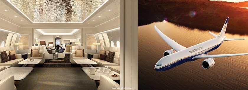 Berbagai Jet Pribadi Termewah di Dunia