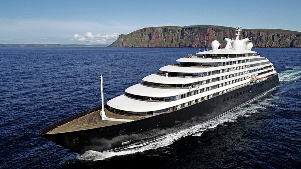 Kapal Pesiar Mewah Terindah di Dunia
